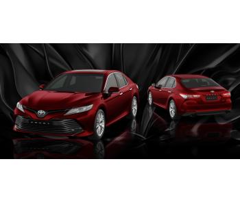 Những điểm nổi bật chính của Toyota Camry 2019 nhập khẩu Thái Lan