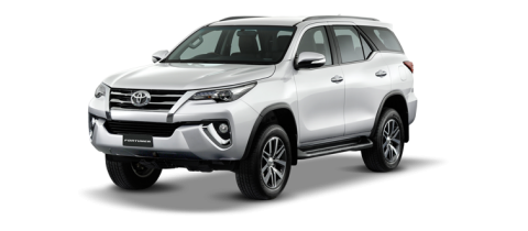 Toyota Fortuner 2.4G 4x2 AT Diesel