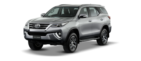Toyota Fortuner 2.8V 4x4 AT Diesel