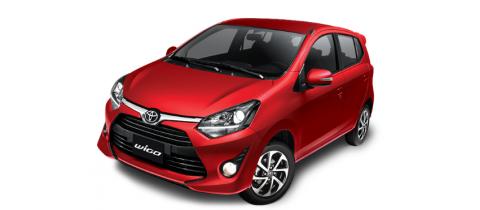 Toyota Wigo 1.2 MT