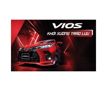 Toyota Vios 2021 - Lột xác thiết kế, thêm phiên bản thể thao